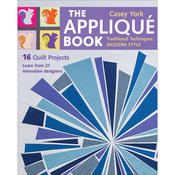 The Applique Book - Stash Books
