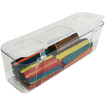 Clear - Large Caddy Organizer Compartment