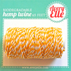 Citrus - Avery Elle Hemp Twine 65ft