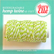 Lucky - Avery Elle Hemp Twine 65ft