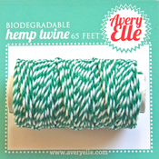 Mermaid - Avery Elle Hemp Twine 65ft