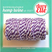Sugar Plum - Avery Elle Hemp Twine 65ft