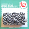 Midnight - Avery Elle Hemp Twine 65ft