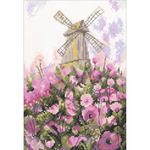 """6""""X8.75"""" 14 Count - Old Mill Counted Cross Stitch Kit"""