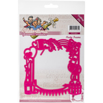 Party Frame - Find It Trading Yvonne Creations Celebrations Die