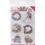 Celebrations - Find It Trading Yvonne Creations Clear Stamp