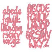 Alphabet - Marianne Design Collectables Dies