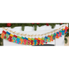 "72"" Long - Advent Stocking Garland Felt Applique Kit"