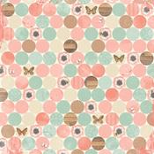 Bliss Paper - Butterfly Kisses - Bo Bunny