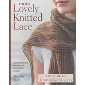 More Lovely Knitted Lace - Lark Books