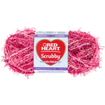 Candy - Red Heart Scrubby Yarn