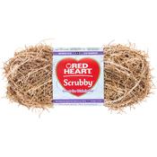 Almond - Red Heart Scrubby Yarn