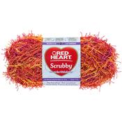 Zesty - Red Heart Scrubby Yarn