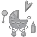Sweet Baby - Spellbinders Shapeabilities Die D-Lites