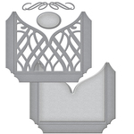 Classic Elegance Tall Pocket - Spellbinders Shapeabilities Dies