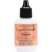 Copper - Ken Oliver Liquid Metals