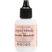 Mandarin - Ken Oliver Liquid Metals