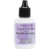 Metallic Amethyst - Ken Oliver Liquid Metals