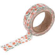 Rose Garden - Love My Tapes Washi Tape 15mmx10m
