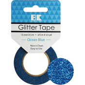 Ocean Blue - Best Creation Glitter Tape 15mmX5m