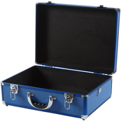 Blue - Copic Aluminum Case With Shoulder Strap