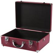 Red - Copic Aluminum Case With Shoulder Strap