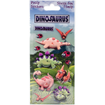 Steggy - Dinosaurus Puffy Stickers