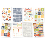 Bloom & Grow 4 x 6 Sticker Sheets - Simple Stories