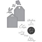 Simply Me - Spellbinders Stamp & Die Set