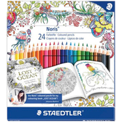 Multi - Staedtler Colored Pencil Set 24pc