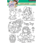"""Easter Parade - Penny Black Clear Stamps 5""""X7"""""""