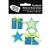 Stars & Gifts - Express Yourself MIP 3-D Stickers