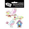 Bird & Birdhouse - Express Yourself MIP 3-D Stickers