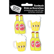 Drinks - Express Yourself MIP 3-D Stickers