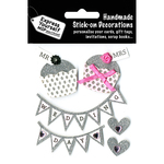 Wedding Day - Fairy Cakes - Express Yourself MIP 3-D Stickers