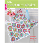 Sweet Baby Blankets- The Best - Leisure Arts