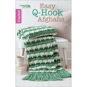 Easy Q-Hook Afghans - Leisure Arts