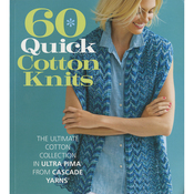 60 Quick Cotton Knits - Sixth & Springs Books