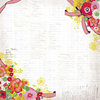 Cheerful Four Paper - Cheerful - Authentique