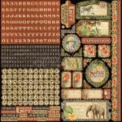 Safari Adventure Sticker Sheet - Graphic 45
