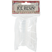 Ice Resin Mixing Cups & Stir Sticks 5/Pkg