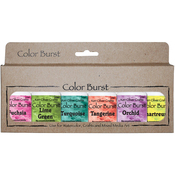 Caribbean Brights - Ken Oliver Color Burst Powder 6/Pkg