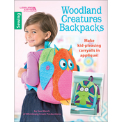Woodland Creatures Backpacks - Leisure Arts