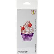 """Cupcake, 1.875""""X1"""" - Cheery Lynn Designs Die"""