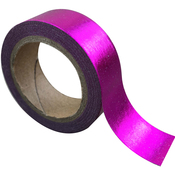 Pink Foil - Love My Tapes Foil Washi Tape 15mmx10m