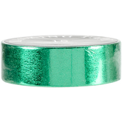 Green - Love My Tapes Foil Washi Tape 15mmx10m