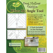 What's My Angle Tool Template