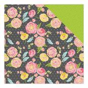 Fancy Floral Paper - Life Is Beautiful - Fancy Pants