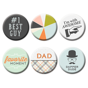 Good Fellows Flair Pack - Fancy Pants