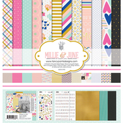 Millie & June Collection Kit - Fancy Pants